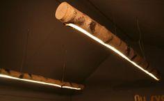 lamps by Ny svensk slöjd at 2008 Stockholm furniture fair