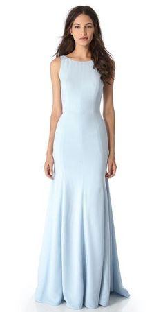 REVEL: Sleeveless Gown