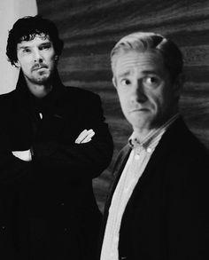 Sherlock & John (The Lying Detective)