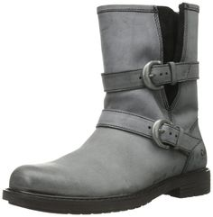 Caterpillar Women's Realist Hi Motorcycle Boot => Find out more details by clicking the image : Boots