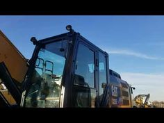 Caterpillar Long Reach Excavator for Rent Clean Out, Caterpillar Excavators, Caterpillar Equipment, Heavy Equipment, Around The Worlds, Construction, Water, Youtube, Building