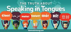 The Truth About Speaking in Tongues - The True WMSCOG