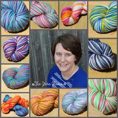 The Yarn Mama, LLC online at The Gourmet Yarn Co.