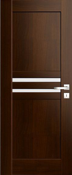 Wood Exterior Door, Flush Doors, Modern Door, Wooden Doors, Nooks, Door Design, Gates, Blouse Designs, Houses