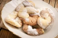Biscotti al mascarpone