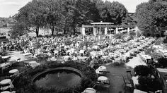 Utepils anno 1925-1965 - osloby Oslo, Old Pictures, Norway, Dolores Park, In This Moment, History, Architecture, Travel, Culture