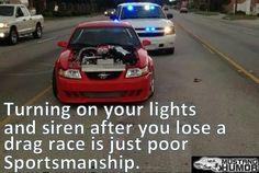 #poor sportsmansip #mustang #car memes