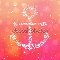 depositphotos_78484170-Starry-anchor-decor-on-pink.jpg (1024×1024)