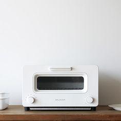 BALMUDA The Toaster | White : BALMUDA公式ストア