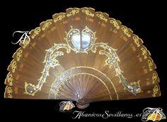 Hand Fan, The Past, Fans, Home Appliances, Purses, Hand Fans, Wood, House Appliances, Handbags