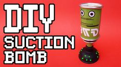 This series of videos will teach you how to make your own Props, Items and Memorabilia from your favourite games. This tutorial will teach you how to make a Suction Bomb replica from Splatoon. Many of the materials I used can be substituted with other materials. This project was relatively simple, the most difficult part was trying to recreate the labels and graphics.
