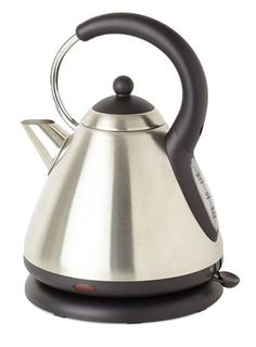 Stainless steel Essentials pyramid kettle - kettles - small electricals - kitchen & cookware - Home, Lighting & Furniture