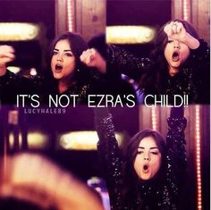 Haha after I found out Ezra wasn't A I began to love and ship Ezria! Him and aria are soulmates and belong together! ❤️❤️