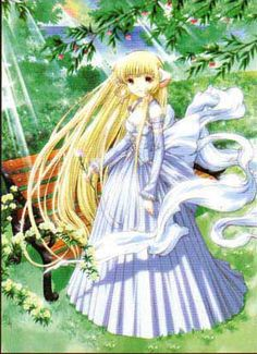 #anime chobits