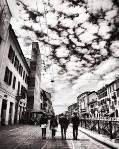 Clouds. Milan Italy. . #milan #milano #milano_bnw #igersmilano #ig_milano #milanodavedere #milanodaclick #bellamilano #visitmilano #vivo_milano #loves_milano #italy #italia #bnw #bnw_captures #bnw_rose #bnw_planet #bnw_lombardia  #bnw_greatshots #bnw_society #bnw_life #bnw_demand  #amateurs_bnw #rsa_bnw #the_bestbw #photooftheday #naviglio #walking #clouds #architecture by milano_bnw