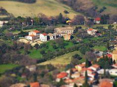 Cingoli, Marche, Italy - Marche countryside in spring #5  by Gianni Del Bufalo #destinazionemarche #marche