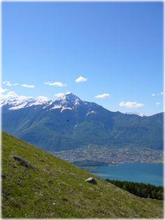 Brevart: Paragliding Club Lake Como