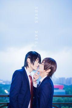 BAOZI and HANA(包子 & HANA) Yuzuru Shino Cosplay Photo - WorldCosplay