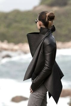 Leather Fashion Trend of Winter 2014
