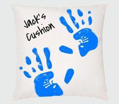 Kid's Art - Cushion (Personalise it!