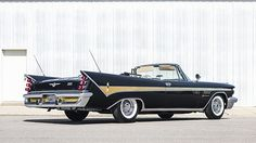 1959 DeSoto Adventurer Convertible 1 of 97 Produced presented as lot S54 at Monterey, CA 2015 - image3