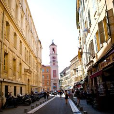 Have the perfect French Riviera vacation on your Azamara cruise. | Nice, France