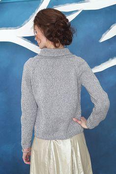 Silver jacket - Knitting Magazine - Crafts Institute
