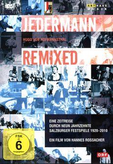 Jedermann Remixed - DVD - Der international renommierte Blues- und Roots-Musiker Hans Theessink kreierte den Soundtrack. Neben Eigenkompositionen sind Arrangements von Tom Waits, Hank Williams, Ray Charles, Johnny Cash und den Rolling Stones zu hören...