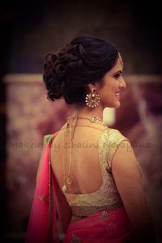 Meet Shalini Narayanan - Makeup Artist | Marigold Tales | South Indian Wedding Blog