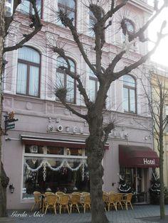 Hotel Dupuis, Lindenlaan 5, Valkenburg, Zuid-Limburg.