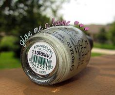 In Her Makeup Bag: Giveaway: limited edition OPI Stranger Tides nail polish!