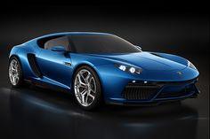 Lamborghini Asterion LP910-4 Hybrid 2