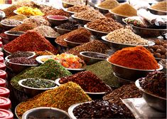 High quality Spices and Herbs to