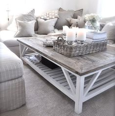 Softer gray tones