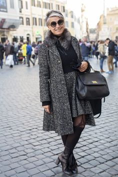 in Roma-Advanced Style