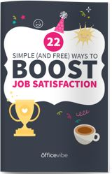 22 Simple (and Free) Ways To Boost Job Satisfaction Employee Survey Questions, How To Motivate Employees, Job Satisfaction, Employee Engagement, Good Company, Boss, Management, This Or That Questions, Simple