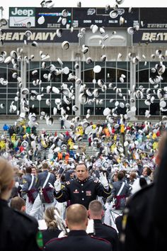 Graduation Day at West Point, 2013