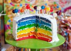 This is fun cake!