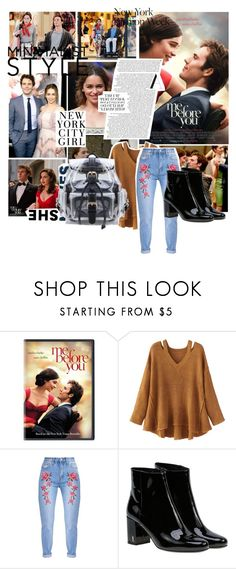 You are pretty much the only thing that makes me want to get up by hannancat on Polyvore featuring WithChic, Yves Saint Laurent and Coleman