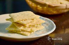 马铃薯脆饼-【 Crispy Potato Cookies  】