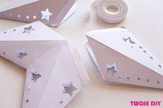 Papierowa gwiazda 8