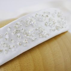 Close up - Dettaglio Headband - Bride