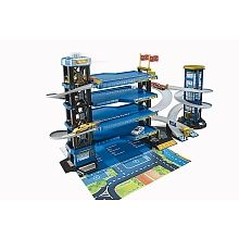 Fast Lane - Multi Level Parkhaus Spielset