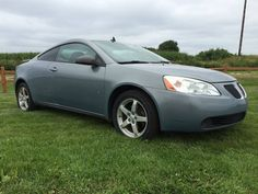 This 2009 Pontiac G6 GT is listed on Carsforsale.com for $5,450 in Lodi, WI. This vehicle includes Door Handle Color - Body-Color, Exhaust Tip Color - Chrome, Front Bumper Color - Body-Color, Mirror Color - Black, Rear Bumper Color - Body-Color, Steering Ratio - 16.2, Turns Lock-To-Lock - 2.8, Floor Mat Material - Carpet, Floor Mats - Front, Floor Mats - Rear, Front Air Conditioning, Front Air Conditioning Zones - Single, Parking Brake Trim - Leather, Shift Knob Trim - Leather, Steering…