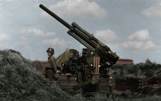 29/33 M. 80mm Bofors AA gun by Greenh0rn.deviantart.com on @DeviantArt