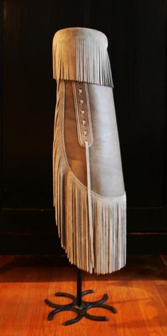 "Beautiful Fringe Chaps (actually ""CHINKS"" because they are not 'Full Leg') . by Hannah Ballantyne Leather Cowboy Gear, Cowboy Horse, Cowboy And Cowgirl, My Horse, Cowgirl Style, Horse Tack, Horses, Ranch Riding, Leather Workshop"