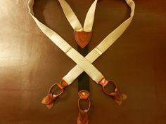 Bretelles/accolades pour hommes fabriqués à la par BracedforSuccess