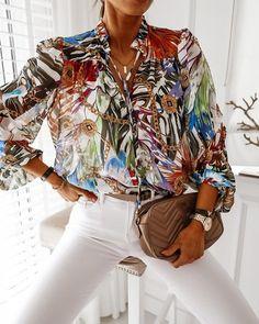 Mnyycxen Fashion Men Fashion Solid Color Stitching Long Sleeve Holes Broken Sweatshirt Round Neck Casual Tops Blouse