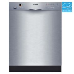 Bosch 500 Series 24-in Built-In Dishwasher (Stainless)