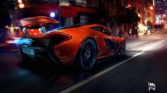 McLaren P1 Wallpapers | HD Wallpapers